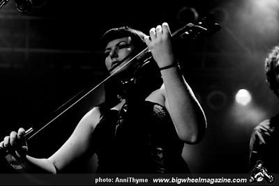 World Inferno / Friendship Society - at House of Blues - Anaheim, CA - January 27, 2012