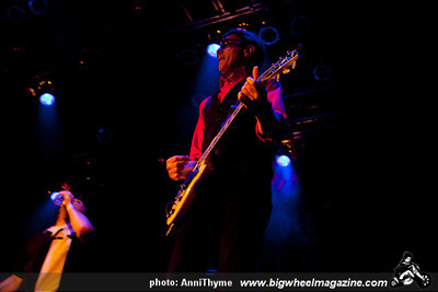 The Killer Smiles - at House of Blues - Anaheim, CA - January 27, 2012
