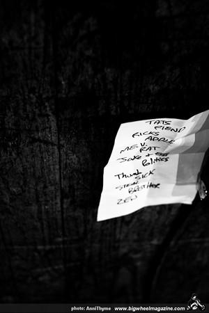 World Inferno / Friendship Society - at House of Blues - Hollywood, CA - January 28, 2012
