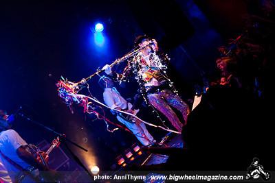 The Adicts - at Key Club - Hollywood, CA - September 11, 2012