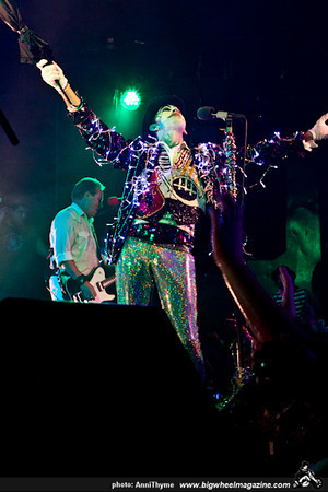 The Adicts - Key Club - Hollywood, CA - September 10, 2012