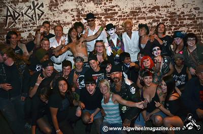 The Adicts - at SLO Brew - San Luis Obispo, CA - September 9, 2012