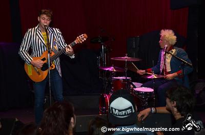 Brothers of Brazil - at SLO Brew - San Luis Obispo, CA - September 9, 2012