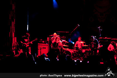 The Sheds - at The Observatory - Santa Ana, CA - August 5, 2012