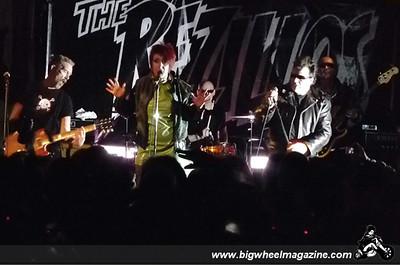 The Rezillos - at The Echo - Los Angeles, CA - November 18, 2012