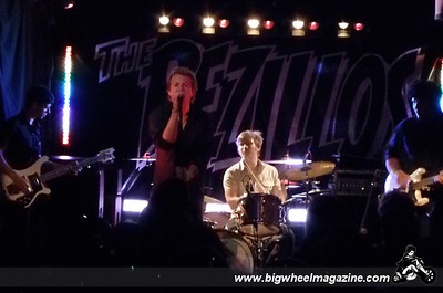 The Stitches - at The Echo - Los Angeles, CA - November 18, 2012