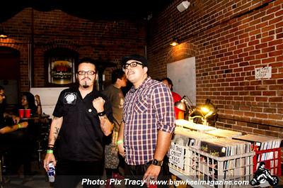 Jawaz - at Characters - Pomona, CA - September 6, 2012