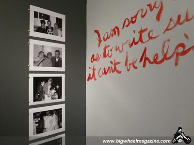 We Got Power book exhibit - at Track 16 Gallery - Santa Monica, CA - October 6, 2012