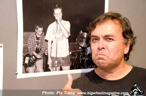 """We Got Power! """"We Survived The Pit"""" Book Release: Featuring Performances by The Adolescents - Saccharine Trust - The Last - White Flag - and Dead Issue - at Track 16 Gallery - Santa Monica CA - September 8, 2012 - Show Review and Photos"""