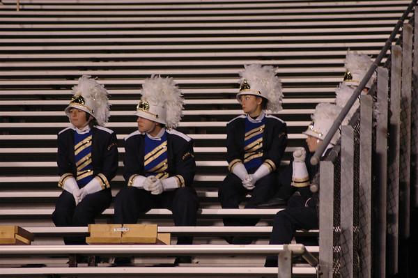2012 Senior Night Field Show