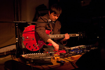 2012.03.01 : Benoit Pioulard live at Cafe OTO