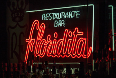 2012.05.08 : World Burlesque Games (Press Night) at Floridita
