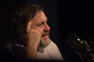 2012.06.15 : Slavoj Zizek at Cafe OTO (Hegel)