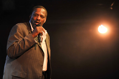 Alexander O'Neal performs at Leicester Square Theatre - 17/05/12
