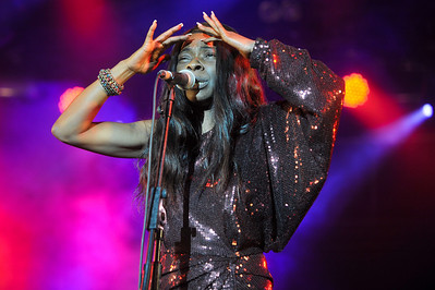 Buika performs for BT River of Music, Somerset House - 21/07/12