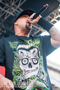 B-Real of Cypress Hill performs July 22, 2012 at The Greek Theater in Berkeley, California
