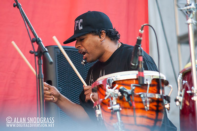 Cypress Hill performs July 22, 2012 at The Greek Theater in Berkeley, California