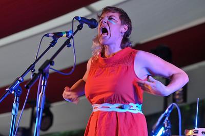 Tune-Yards perform at Latitude Festival 2012 - 13/07/12