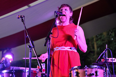 Tune-Yards perform at Latitude Festival 2012 - 13/07/12