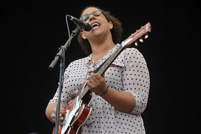 Alabama Shakes perform at Latitude Festival 2012 - 15/07/12