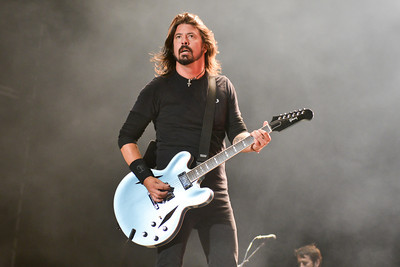 Foo Fighters perform at Reading Festival 2012 - 26/08/12