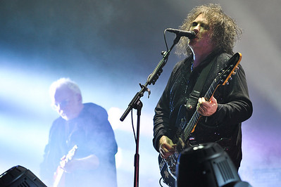 The Cure perform at Reading Festival 2012 - 24/08/12