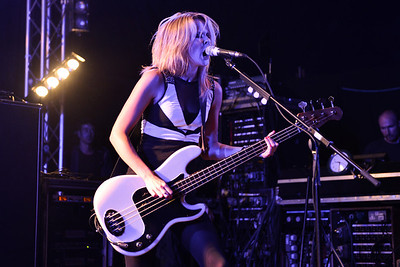 The Subways perform at Reading Festival 2012 - 24/08/12
