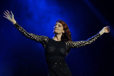 Florence & The Machine perform at Reading Festival 2012 - 25/08/12