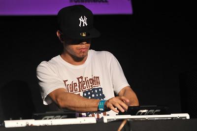 AraabMUZIK performs at SXSW 2012 - 16/03/12