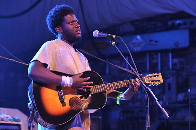 Michael Kiwanuka performs at SXSW 2012 - 17/03/12