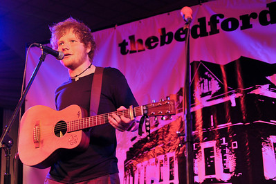 Ed Sheeran performs at SXSW 2012 - 16/03/12