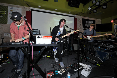 Breton perform at SXSW 2012 - 15/03/12