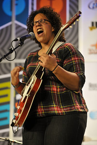 Alabama shakes perform at SXSW 2012 - 14/03/12
