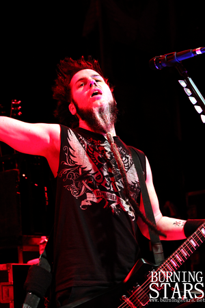 Static-X @ House Of Blues (Hollywood, CA); 9/01/12