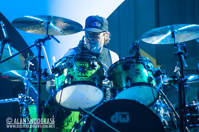 Josh Freese of Sublime With Rome performs July 22, 2012 at The Greek Theater in Berkeley, California