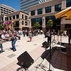 2012.06.06 Oakland City Center Summer Sounds Concerts-The Sun Kings