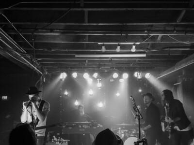 NEEDTOBREATHE at Canal Club