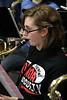 Pep Band @ Girls Varsity Basketball - 1/10/2014 Ludington