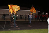 Marching Band @ Boys Varsity Football - 9/27/2013 Homecoming Grant