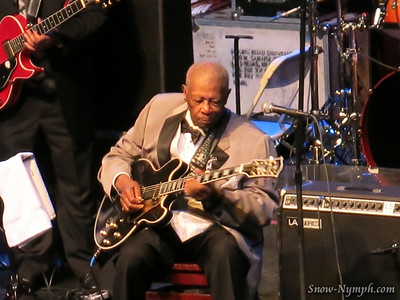 2013 (Dec 4) B.B. King and Guy Martin Band at Majestic Ventura Theater