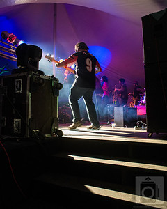 SassafraZ Live at Hoopla In The Hills 2013