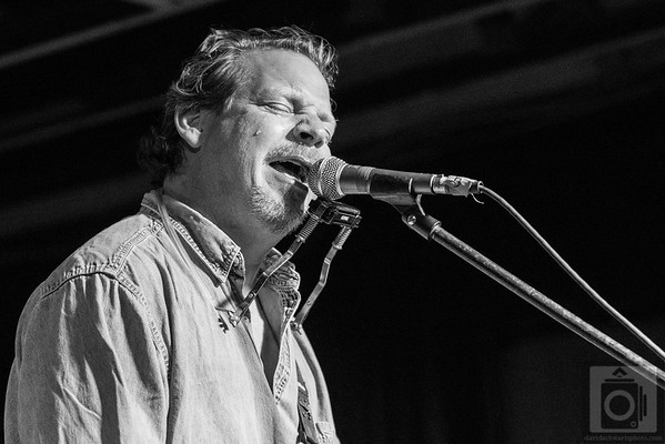 """No Crocodile tears here.  John Mullins Plays a very emotional """"All That's Left of Me Now."""