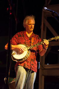 Mike Munford is IBMA's banjo player of the year.