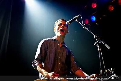 The Adicts, Billy Bones, The Breakdowns - House of Blues Sunset - Los Angeles, CA - March 16, 2013