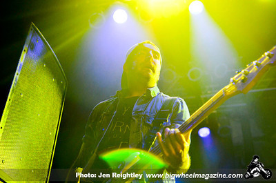 Alkaline Trio - Bayside - and Off With Their Heads - at House Of Blues - Anaheim, CA - June 12, 2013