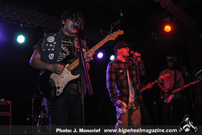 Dre Day Featuring - Horror Squad - at El Cid - Los Angeles, CA - February 9, 2013