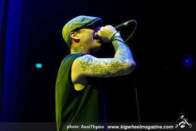 Dropkick Murphys - Skinny Lister - The Insurgence - Club Nokia - Los Angeles, CA - April 17, 2013