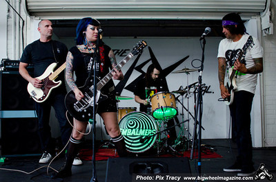 Embalmers - at The Vex - Los Angeles, CA - April 28, 2013