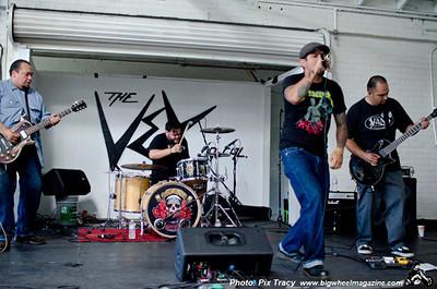 Los Creepers - at The Vex - Los Angeles, CA - April 28, 2013