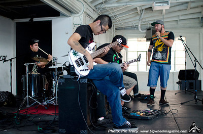 L.A. Crooks - at The Vex - Los Angeles, CA - April 28, 2013